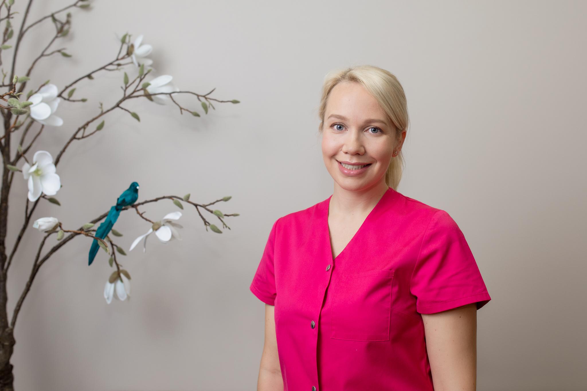 Laura-Maria Riit Viimsi Hambakliiniku hambaarst